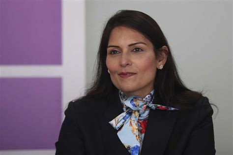 Priti Patel vows to bring the full force of the law down ...