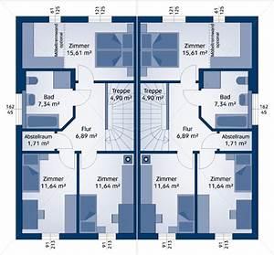 Doppelhaus Grundriss Beispiele : doppelhaus 120 w ~ Lizthompson.info Haus und Dekorationen