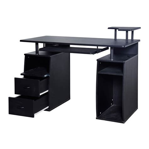 bureau pour pc bureau pour ordinateur table meuble pc informatique