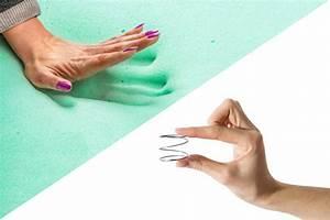 foam vs mattress pros cons and comparison