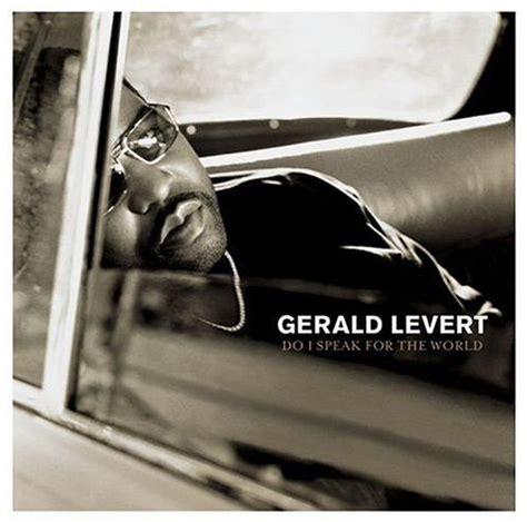 gerald levert albums music world