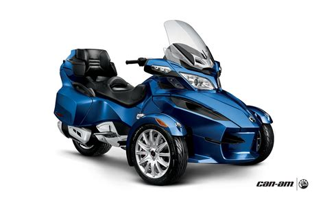 2013 Can-am Spyder Rt Review