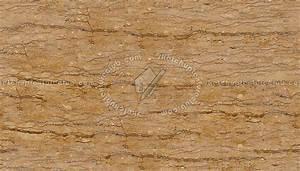 Walnut travertine slab texture seamless 02499