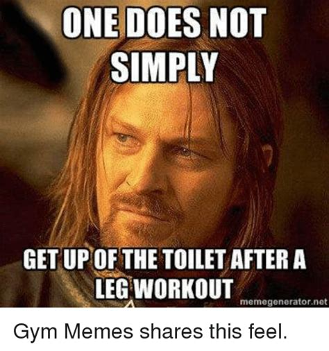 Workout Meme 20 Workout Memes That Ll Seriously You Up