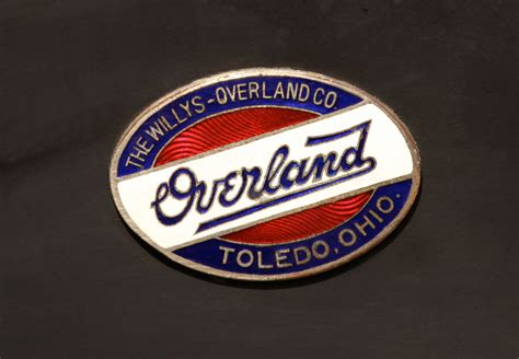 willys overland logo willys overland company remembering a piece of automotive
