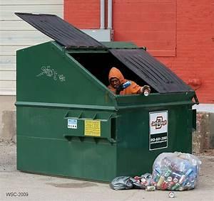 Dumpster Diver   Dumpster Diver - KC West Bottoms   art ...