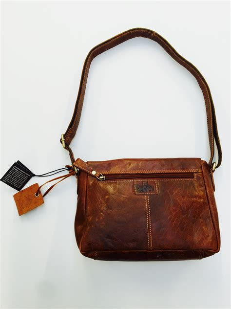 Moss Lighting by Gift Bags Leather Bags Rowallan Leather Bag