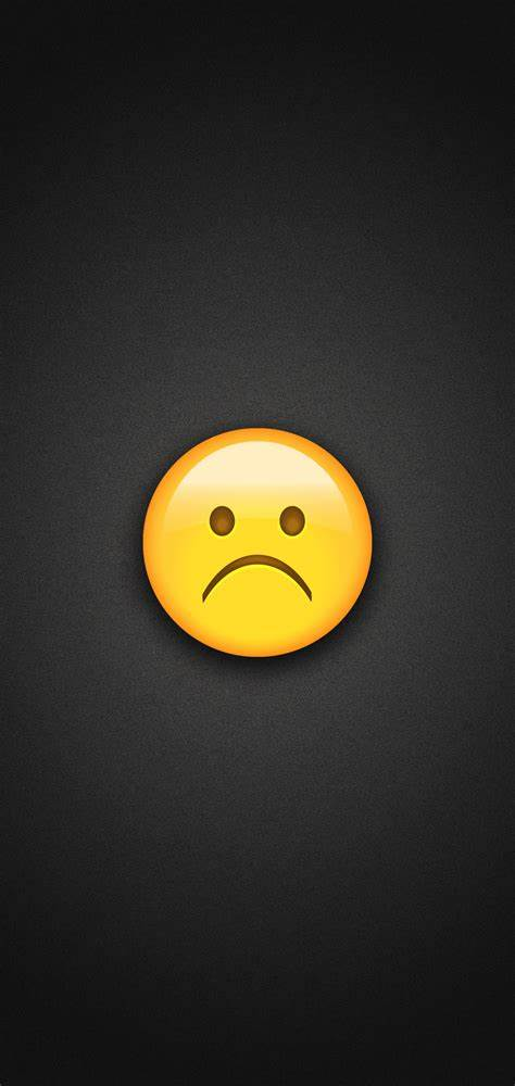 Get high quality free downloadable wallpapers for your mobile device. Very Sad Emoji Phone Wallpaper