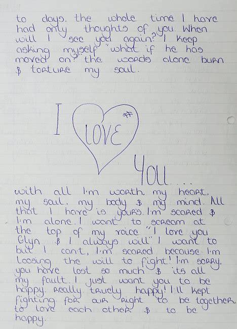 boxing file romantic love letters