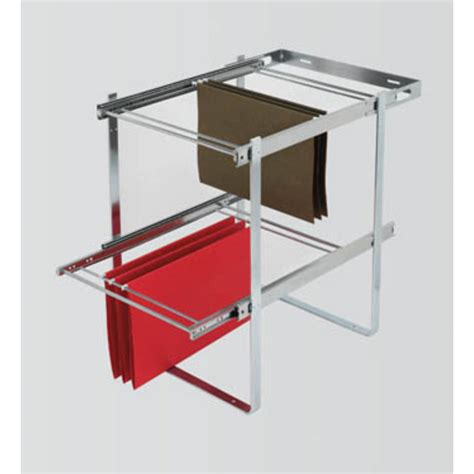 living furniture reviews two tier pull out file drawer system for kitchen or desk