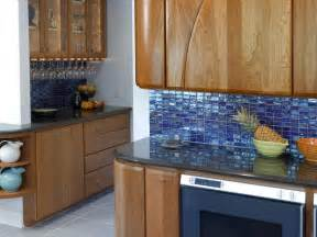 contemporary kitchen photos hgtv - Blue Kitchen Backsplash