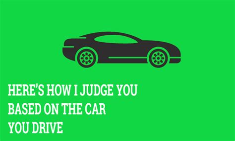What Your Car Says About You Archives