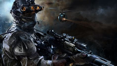 sniper ghost warrior  video games wallpapers hd