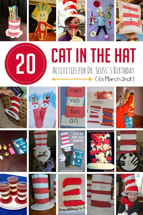 20 cat in the hat activities to celebrate dr seuss s birthday 871 | FEATURE Cat in the Hat