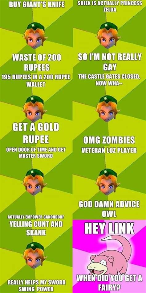 Funny Zelda Memes - legend of zelda meme time pokemon memes pinterest video games gaming and nintendo