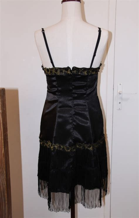 Patron Couture Gratuit Robe Charleston 10