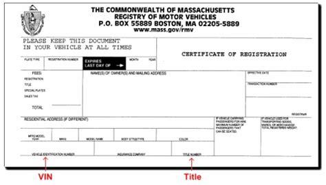 Florida Vessel Registration Number Lookup by Massachusetts Division Of Motor Vehicles Impremedia Net