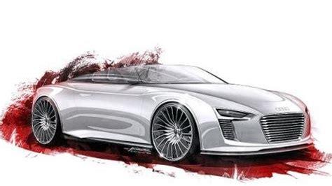 New Audi E Tron Spyder Concept Renderings