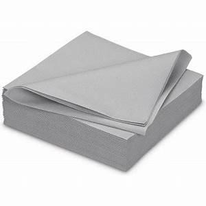 Seche Serviette 40 Cm : serviettes aluminium paisses en papier v s che ava 40 x 40 cm ~ Melissatoandfro.com Idées de Décoration
