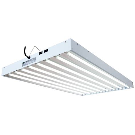 envirogro t5 4ft 8 fixture w bulbs for sale