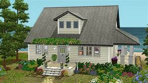 Mod The Sims - Nick's Cottage (base game)