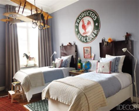 Wonderful Shared Kids Room Ideas-digsdigs