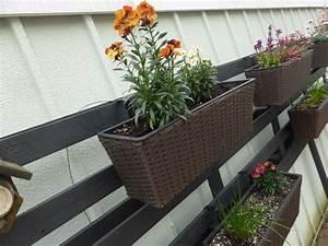 Vertikaler Garten Selber Bauen : paletten ideen garten ~ Lizthompson.info Haus und Dekorationen