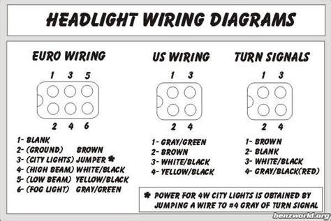 560sec light power not working fog wiring mercedes forum