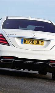 Mercedes S-Class hybrid (2019-2020) range, MPG, CO2 ...