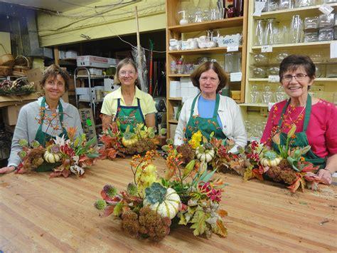 floral design workshops lake forest flowers