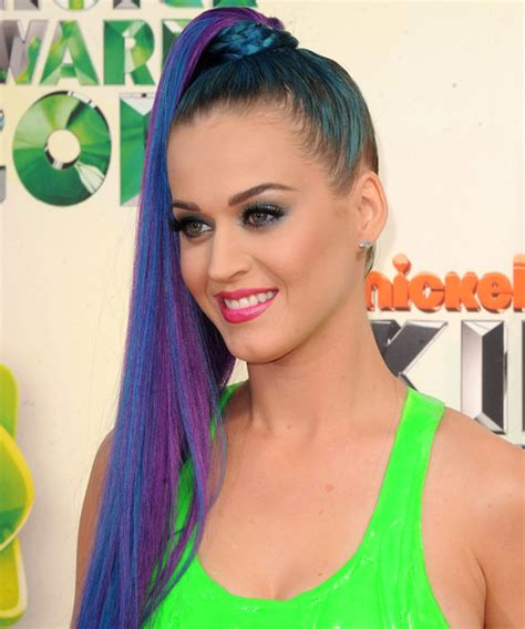 20 Beautiful Pop Star Katy Perry Hairstyles Ideas 2014