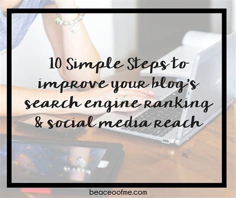 increase search engine ranking how to improve your s seo and social media reach