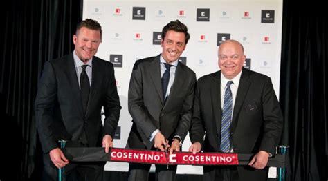Cosentino Grand Opening  Hip New Jersey