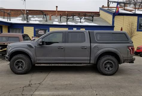 ford raptor lifted 2018 ford raptor overland leadfoot suburban toppers