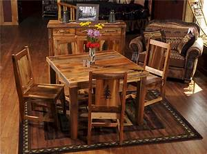 barnwood dining table rustic pine barn wood dining With barnwood furniture stores