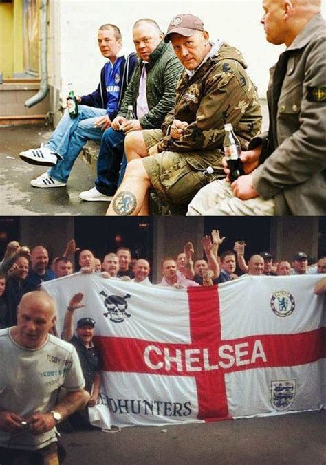 images  chelsea headhunters  pinterest