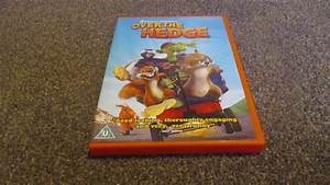 Over The Hedge (UK) DVD Unboxing - YouTube