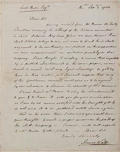 james watt historic autograph letter signed 5 september 178 With autograph letter signed