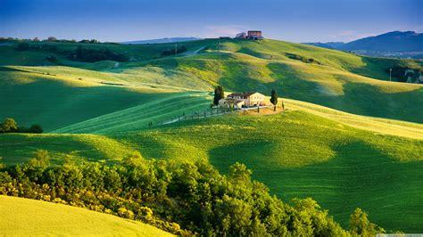 Wallpaper Landscape by Beautiful Tuscany Landscape 4k Hd Desktop Wallpaper For 4k