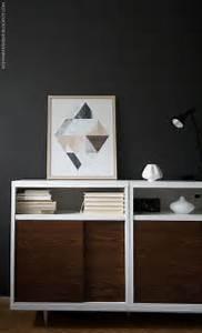 Ikea Besta Sideboard : mid century modern cabinet made from ikea besta shelf unit ~ Lizthompson.info Haus und Dekorationen