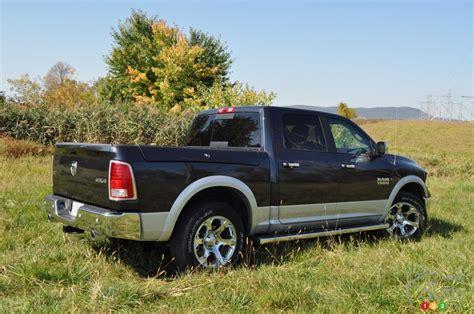 2015 Ram 1500 Laramie Ecodiesel Review Editor's Review