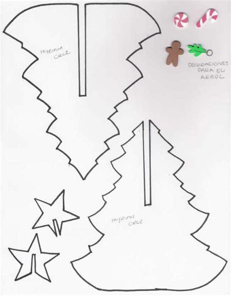 feltro costuras fofuchas 3d molde arvore de natal de e v a