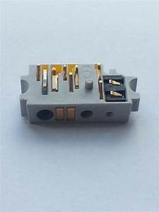 Nokia 3310 Charge Block Connector Inc Microphone Genuine
