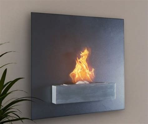 Small Wall Mount Fireplace by Michael Blanchard Handyman Services Cozy Up Your Home