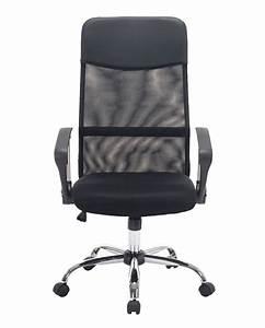 Un Dossier De Chaise : lexie chaise de bureau haut dossier ~ Premium-room.com Idées de Décoration