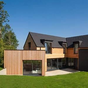 Maison En Bois Construction : bien choisir le constructeur de sa maison bois ~ Melissatoandfro.com Idées de Décoration