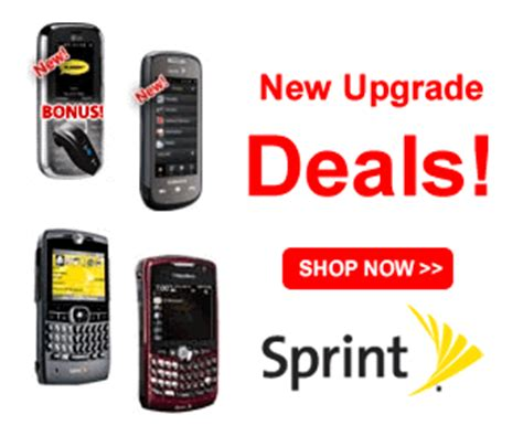 best sprint cell phone upgrade deals icellphonedeals