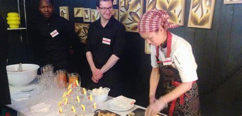 cap cuisine rouen les futurs professionnels de la restauration organisent un