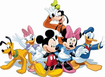 Mickey Mouse Friends Transparent Purepng