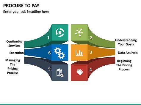 procure  pay powerpoint template sketchbubble